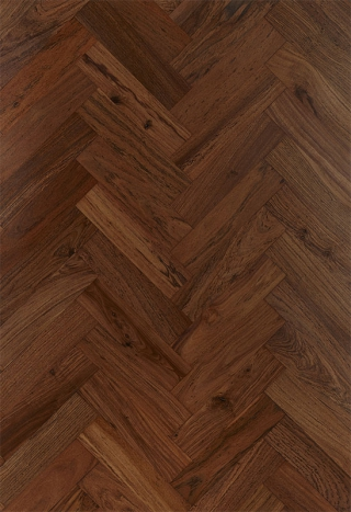 All Brown Herringbone Blocks