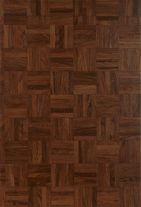 All Brown Mini Mosaic Parquet