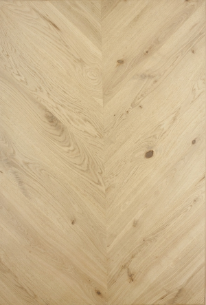 Hungarian Point (Chevron Pattern) Dual | Zimbo's Oak Flooring