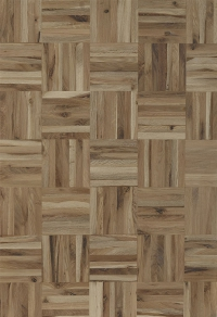 Oak Mini Mosaic Rustic White (44)